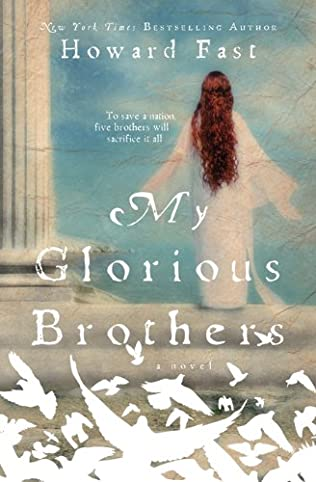 book cover of My Glorious Brothers