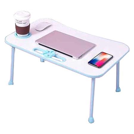 GEXING-Tables Multifuncional Portátil Ajustable Escritorio Mesa ...