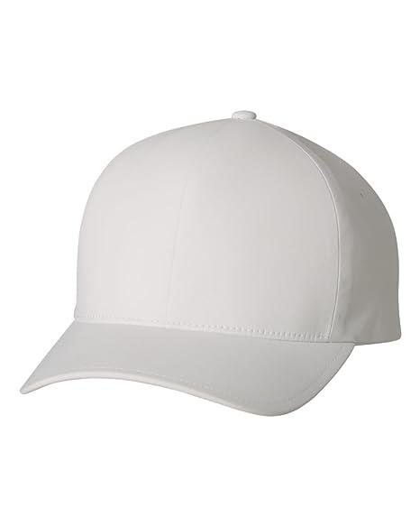 03fb56f7a Flexfit Delta 180 Premium Baseball Cap Large/X-Large White