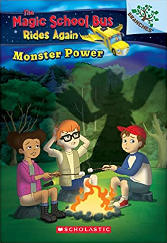Monster Power : Exploring Renewable Energy: A Branches Book (The