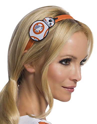 Rubie's Adult Star Wars VII: The Force Awakens BB-8 Headband