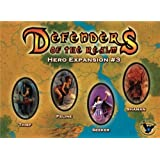 Defenders of the Realm: Hero Pack #3 by Eagle Games