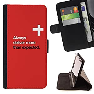 Jordan Colourful Shop - Red Cross Inspiring Poster God White For LG Nexus 5 D820 D821 - Leather Case Absorci???¡¯???€????€???????&bdq