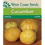 Cucumber Seeds - Lemon Cucumber