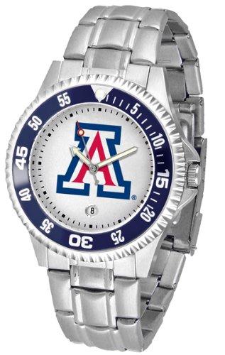 Wildcats Competitor Watch (Arizona Wildcats Competitor Steel Men's Watch)