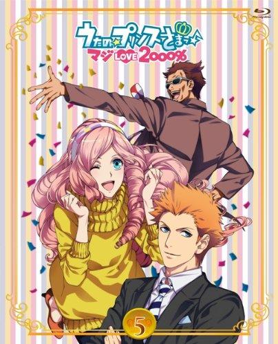 Animation - Uta No Prince-Sama Maji Love 2000% 5 (BD+CD) [Japan BD] KIZX-110