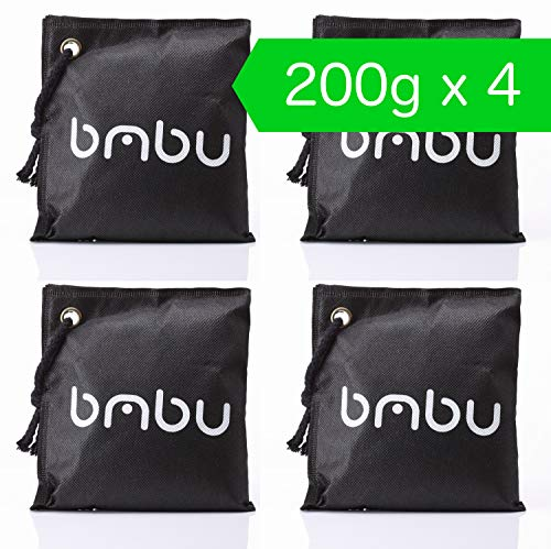 Car Air Freshener Odor Eliminators - Activated Natural Bamboo Charcoal Purifying Bags Home Smell Absorber, Dog Urine, Cat & Pet Odor Eliminator,Closet Deodorizer,Musty Basement,Vent,Bathroom,Scents