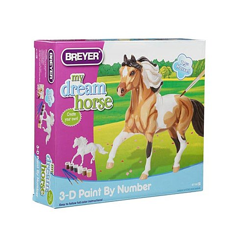 model-horse-3-d-paint-by-number-kit