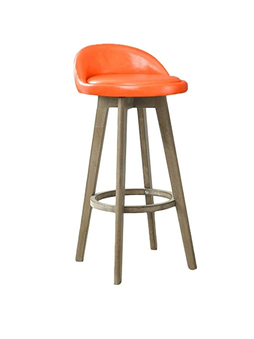 Pleasant Amazon Com Strong Bar Chair Rotating High Stool Nordic Squirreltailoven Fun Painted Chair Ideas Images Squirreltailovenorg