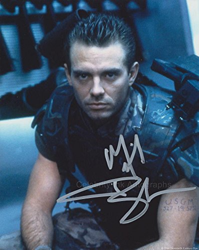 Michael Biehn as Corporal Dwayne Hicks – Aliens Autograph