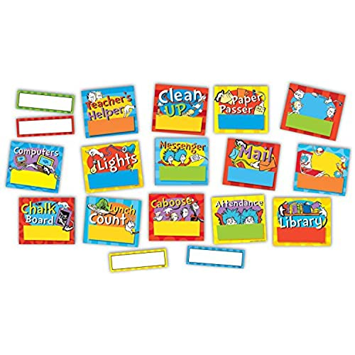 Classroom Decor Sets ~ Dr seuss classroom decorations amazon