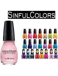 Sinful Colors Finger Nail Polish Color Lacquer Set 16...