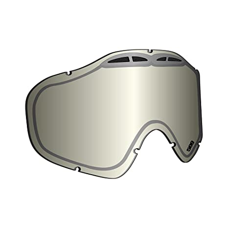 fdaac13497 Image Unavailable. Image not available for. Color  509 Sinister X5 Lens - Chrome  Mirror Yellow Tint
