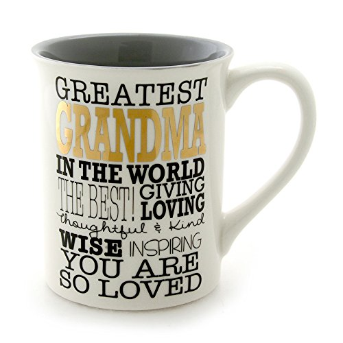 Enesco Lorrie Greatest Grandma Multicolor