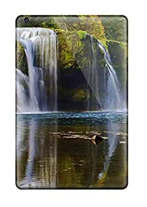 3513950I22146439 Hot Waterfall First Grade Tpu Phone Case For Ipad Mini Case Cover