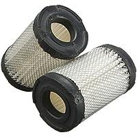 AUDEW 2x Lawn Mower Air Filter For Tecumseh 35066 Craftsman Lesco Partner ECV100 US