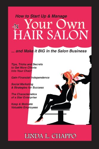 Start Manage Your Hair Salon ebook product image