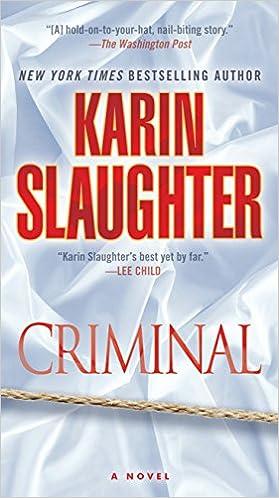 Karin Slaughter Unseen Epub