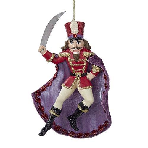 Kurt Adler Nutcracker Prince Christmas Ornament -