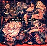 Dragon's Crown Original Soundtrack CD Japan by Sakimoto Hitoshi