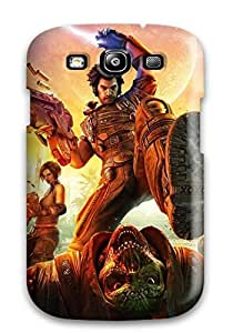 Galaxy S3 Case Cover With Shock Absorbent Protective GWNnsaX6246ZdpEz Case