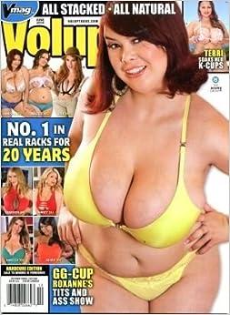 Ross models Renee voluptuous magazine