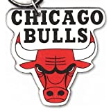 WinCraft NBA 21234041 Chicago Bulls Premium Acrylic Key Ring
