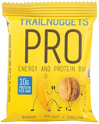 Trailnuggets PRO, Energy and Endurance Bar, Chillin' 1 CT