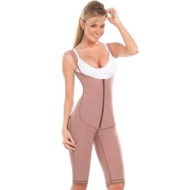 b6e06d1303f DPrada 11153 Post Surgery Girdle Shapewear Women Body Shaper Fajas  Postparto - Cocoa-Optic -