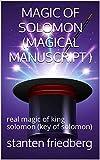 Magic Of Solomon(magical manuscript ): real magic