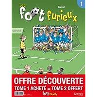 Les Foots furieux - pack T02 acheté = T01 offert