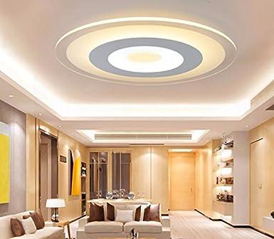 Einfache moderne Wohnzimmer Lampe, ultra dünne Decke lampe, einfache ...