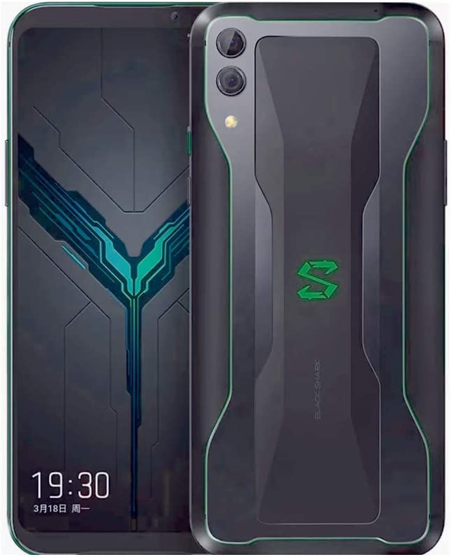 Black Shark 2 12GB + 256GB Negro - Dual SIM, 6.39 Inch AMOLED, Snapdragon 855, Adreno 640 GPU, Liquid Cooling 3.0, Dual Cámara Trasera 48MP + 12MP, Teléfono de Juego - Versión Española: Amazon.es: Electrónica