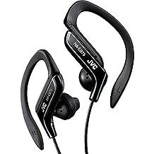 Jvc HAEB75B Sports Clip Headphone, Black