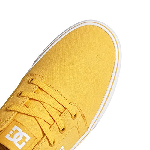 DC Shoes Trase Tx, Men's Low-Top Sneakers Yellow/Gold