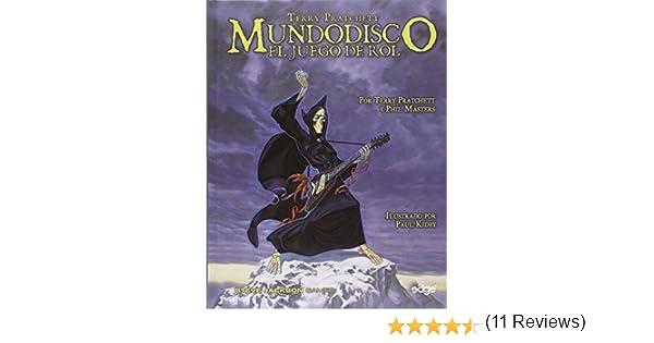 Edge Entertainment- Mundodisco: El Juego de rol, Multicolor (EDG3500): Edge Entertainment: Amazon.es: Juguetes y juegos