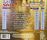 Karaoke: Ricardo Montaner, Vol. 3: Latin Stars