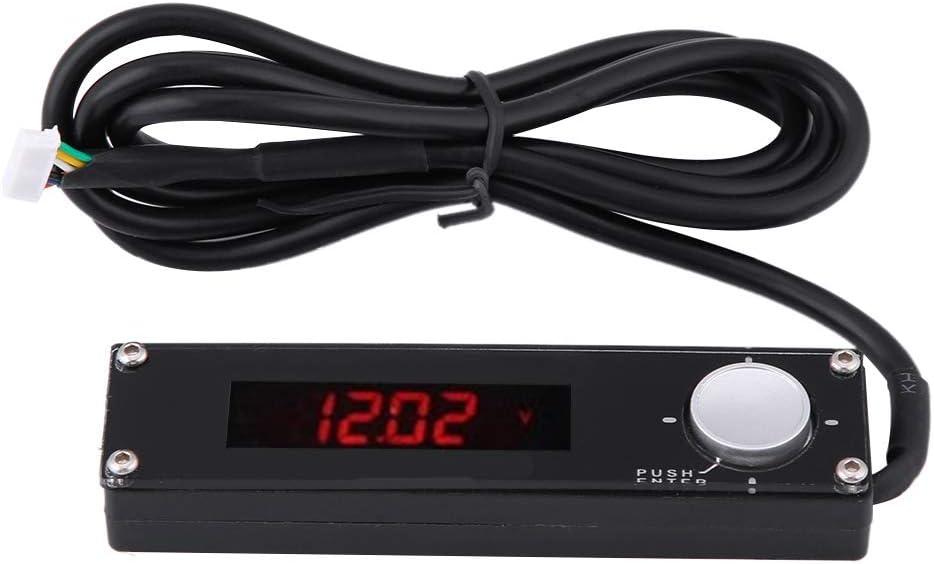 Blue 41001-AK009 Auto Turbo Timer Device Parking Time Retarder Digital LED Turbo Timer