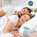 Set of 8 Nasal Dilators - Anti Snoring Devices