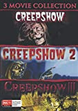 Creepshow 3 Movie Collection Boxset 1 2 & 3 DVD