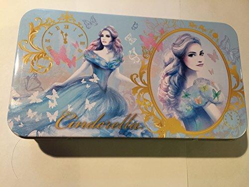 Cinderella Tin Box Pencil Case