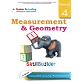 Lumos Measurement, Representation, Interpretation and Geometry Skill Builder, Grade 4 - Units of Measurement, Angle Measurement and Classifying Plane: ... Apps (Lumos Math Skill Builder) (Volume 5)
