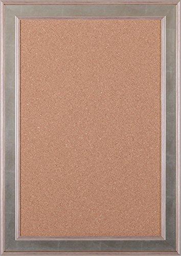 Art Effects Cork Board, Silver by Art Effects, Inc