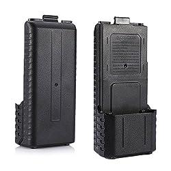 Tenq Battery Case (6x Aa Battery) For Tyt F8 Baofeng Uv-5r Plus Uv-5r Uv-5rb Uv-5re Uv-5ra