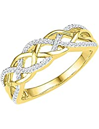 2b62319a71e9d Amazon.com: Diamond Rings: Jewelry