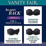 Vanity Fair Women's Beauty Back Smoothing Strapless