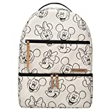 Petunia Pickle Bottom Axis Backpack, Sketchbook Mickey & Minnie