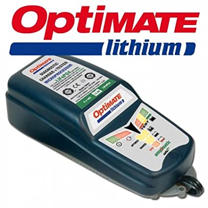 Batterieladeger/ät OptiMate Lithium