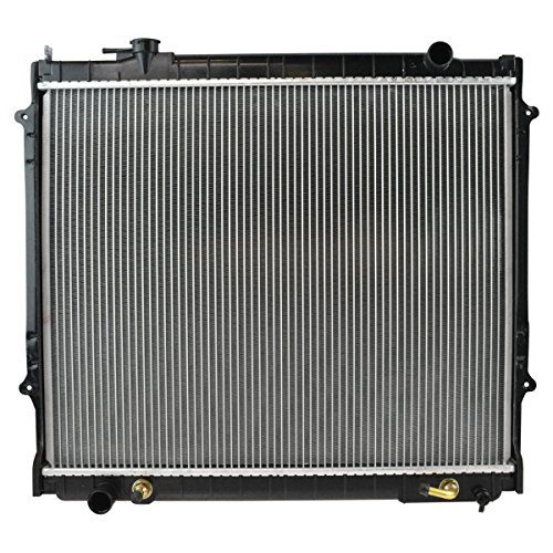 Radiator Assembly Aluminum Core Direct Fit for 95-04 Toyota Tacoma Pickup Truck