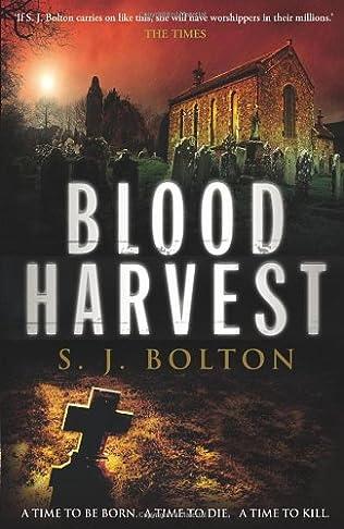 Blood Harvest - Sharon Bolton
